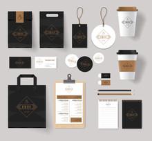 Corporate Branding Identity Mo...