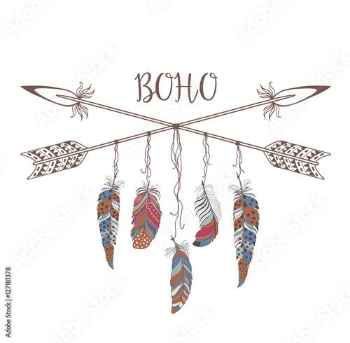 styl-boho-na-t-shirt-i-dekoracje