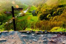 England Derbyshire Peak Distri...