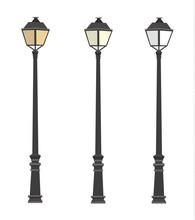 Lamppost. Lanterns. Street Lig...