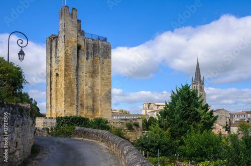 Saint-Emilion, a UNESCO World Heritage Site, France Poster Mural XXL