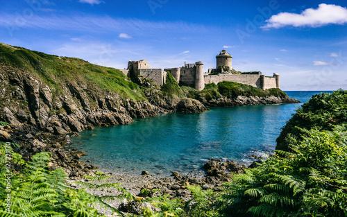 Fotografie, Obraz  Fort La Latte - Cap Frehel - Bretagne Frankreich
