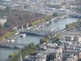 Fototapeta Fototapety Paryż - Paryż-panorama