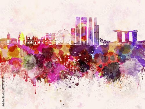 akwarelowe-miasto