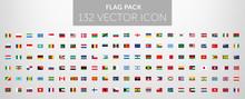 WORLD FLAG Vector Collection