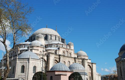 Plakat Istambuł Turcja - pejzaż widok