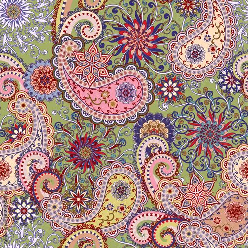 wzor-mandali-i-wzoru-paisley-w-stylu-indyjskim