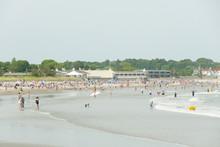 Scarborough Beach - Narragansett - Rhode Island