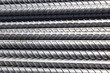 industry reinforcement steel bars used in construction.