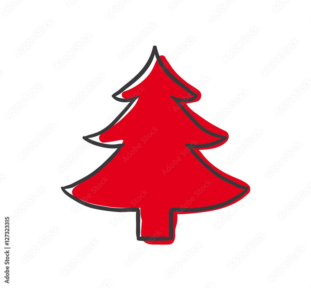 Tannenbaum Puzzle.Gamesageddon Stock Stick Figure Series Icon Weihnachten