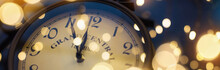 Twelve O'Clock On New Year's Eve