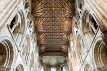 Peterborough Cathedral Ceiling...