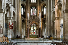 Peterborough Cathedral High Altar