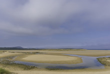 Frouxeira Lagoon (Valdovino, La Coruna - Spain).