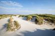 Große Dünenlandschaft auf Insel Amrum