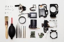 Camera Part And Tool For Repai...