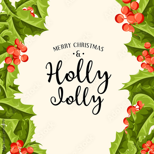 holly-jolly-christmas-background