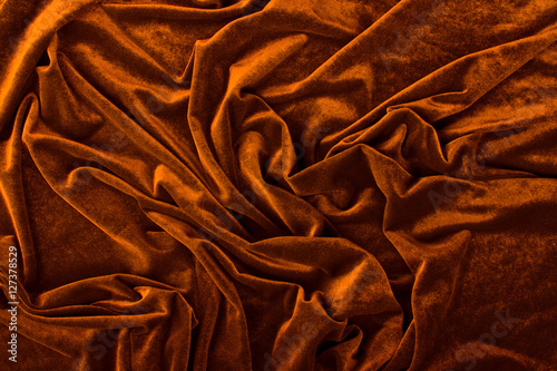 velvet fabric - 127378529