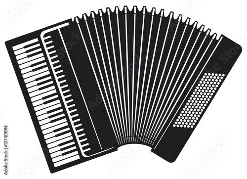Cuadros en Lienzo classical accordion