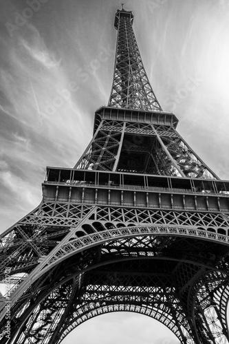 Foto op Plexiglas Eiffeltoren Eiffel Tower