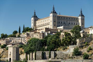 Toledo (Spain): the Alcazar