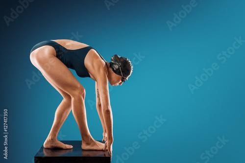 Fotografia Swimming girl