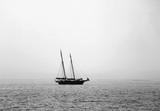 Segelboot auf dem Meer - 127441384