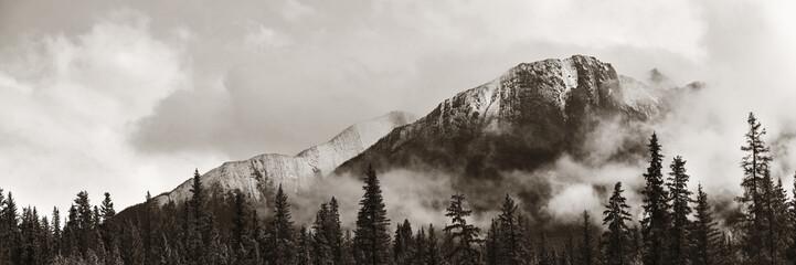 Banff National Park panorama