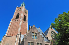 L'Aia, Den Haag, La Grote Kerk - Olanda - Paesi Bassi