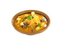 Fresh Turnip Stew - Jota Isola...