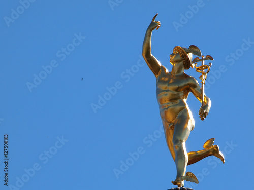 Valokuva Stuttgart, Merkur, Alte Kanzlei