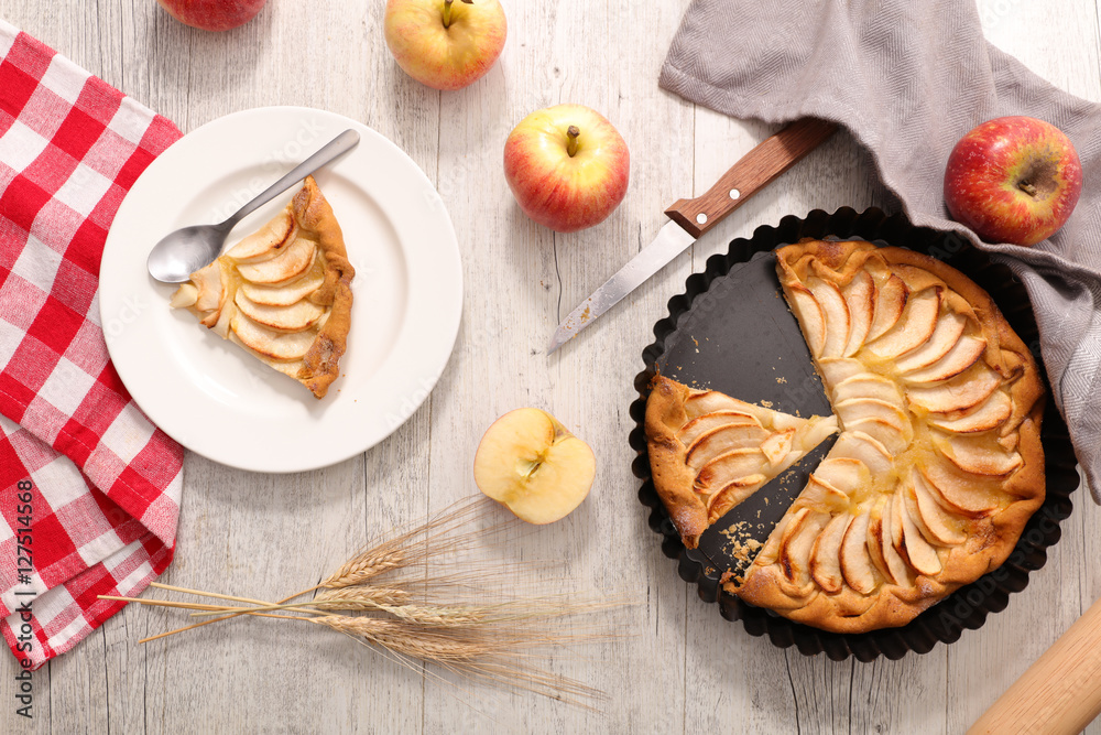 Foto  apple pie