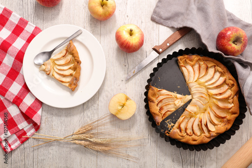 Fotografie, Obraz  apple pie