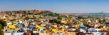 View Of Jodhpur, India