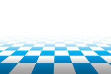 Checkered Background. Vector I...