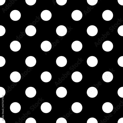 bezszwowa-polka-dot-czarno-biala