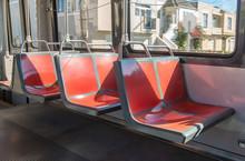 Seats In Metro Train