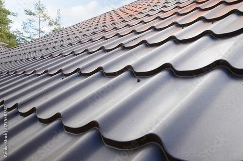 Fotografie, Obraz  Roofing materials