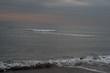Sea, gloomy,cludy,Sunset