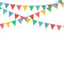 Bunting Flag Party Decoration ...