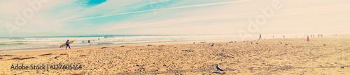 Foto auf Gartenposter Strand panoramic view of Pismo Beach