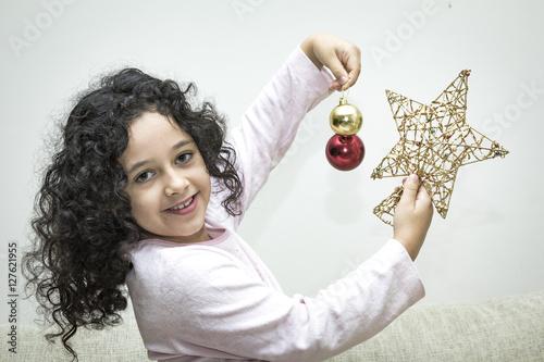 Fotografia, Obraz  Esperando la Navidad