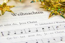 Weihnachten, Gesangbuch
