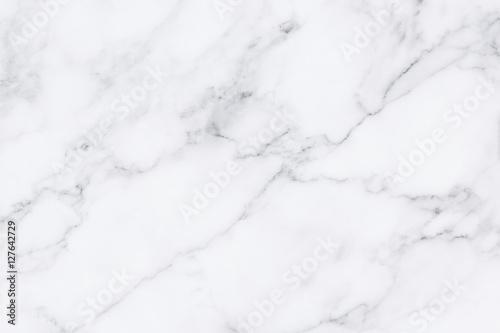 Fototapeta White marble texture and background. obraz