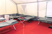 Refuge Camp Shelter