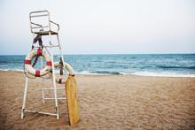 Beach Lifeguard Security Coast...
