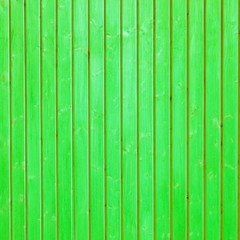 Old Peeled Green Barn Wood Wall Frame Square Background Texture
