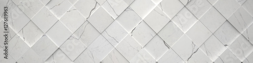 Fotografija Wide Tiled Marble Backdrop
