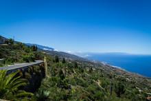 Ausblick Auf El Hierro (la Palma)