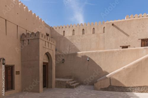 Papiers peints Fortification Oman , Jaabren fort